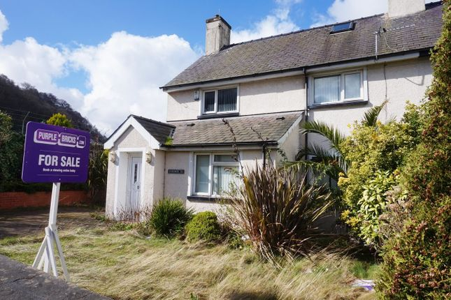 Thumbnail Semi-detached house for sale in Strand Street, Bangor