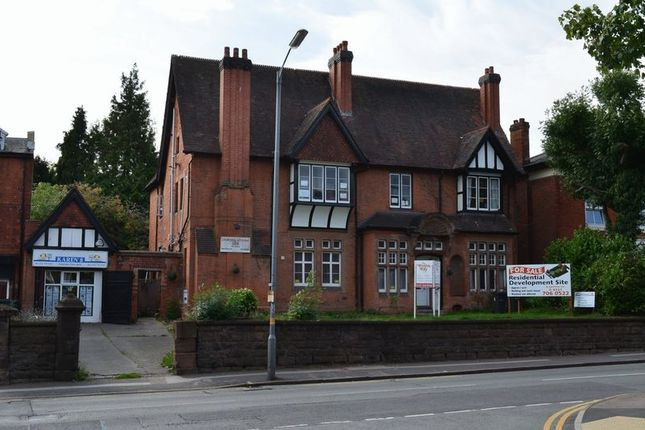 Thumbnail Detached house for sale in Warwick Road, Acocks Green, Birmingham