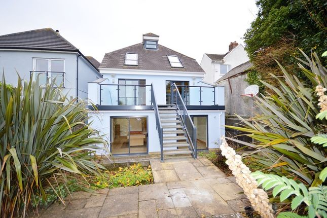Thumbnail Detached house to rent in The Hayes, Bodmin Road, Truro