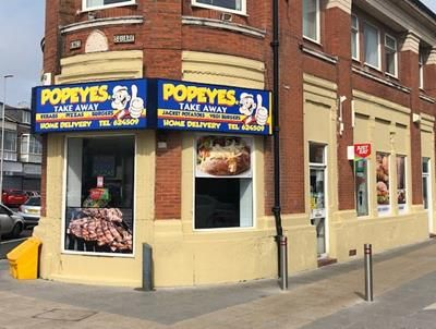 Thumbnail Restaurant/cafe to let in Popeyes, 146-148 Church Street, Blackpool, Lancashire