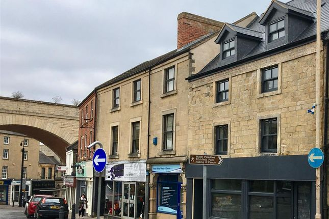 Thumbnail Flat to rent in Albert Street, Mansfield, Nottinghamshire