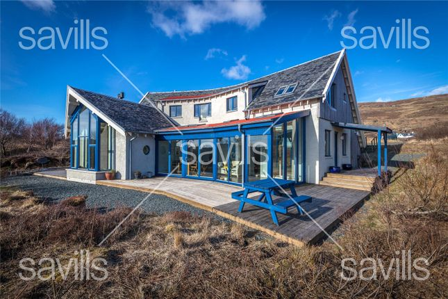 External of Torr Buan House, Ulva Ferry, Isle Of Mull PA73