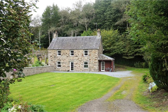 Thumbnail Cottage for sale in Logierait, Pitlochry