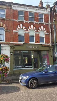 Thumbnail Retail premises to let in Poole Road, Westbourne, Bournemouth