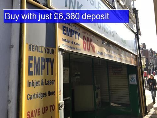 Retail premises for sale in Mill Street, Congleton