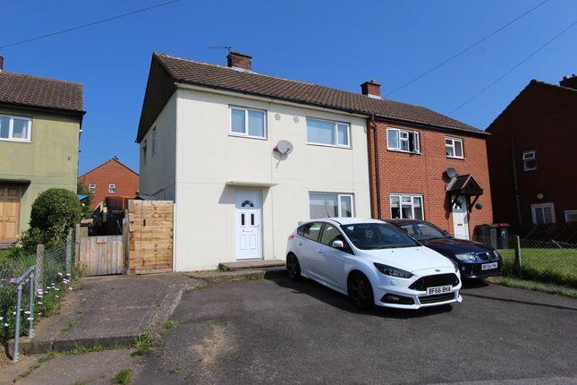 Thumbnail Semi-detached house to rent in Dukes Road, Dordon