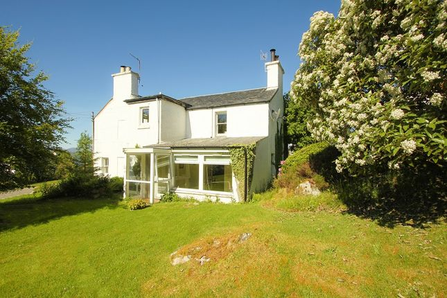 Thumbnail 2 bed flat for sale in Seaview, Port Appin, Argyllshire