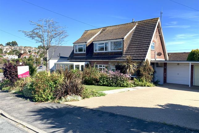 Thumbnail Detached house for sale in Substantial House, Views Toward The Sea, Preston