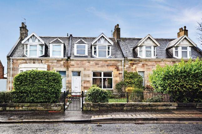 Thumbnail Terraced house for sale in Castlehill Road, Ayr, South Ayrshire