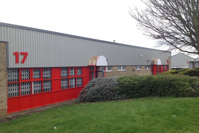Thumbnail Warehouse to let in Unit 17/18 Monckton Road Industrial Estate, Monckton Road, Wakefield