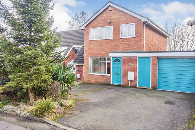 Thumbnail Detached house for sale in Bourton Close, Telford