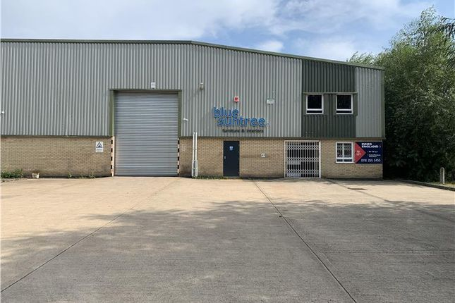 Thumbnail Industrial to let in Unit 37 Hayhill Industrial Estate, Barrow Upon Soar, Leicester, Leicestershire
