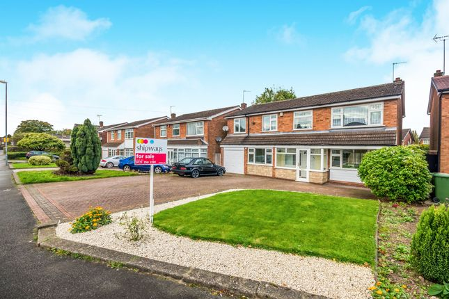 Thumbnail Detached house for sale in Park Hall Road, Walsall, Walsall