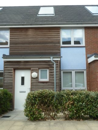 Thumbnail Terraced house to rent in Henrietta Chase, St. Marys Island, St. Marys Island, Chatham