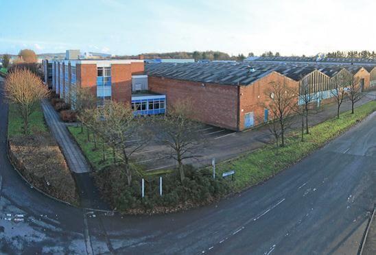 Thumbnail Light industrial to let in Trevethick Works, Gillibrands Road, Skelmersdale, Lancashire