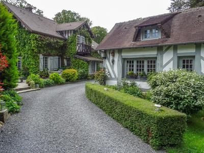 Thumbnail Equestrian property for sale in La-Haye-Du-Theil, Eure, France