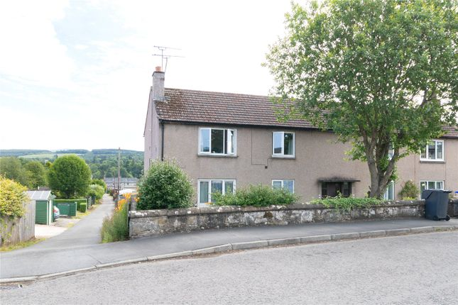 Thumbnail Flat for sale in Albert Street, Dunblane, Stirlingshire