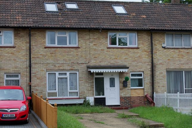 Thumbnail Terraced house to rent in Sutton Common Road, Sutton