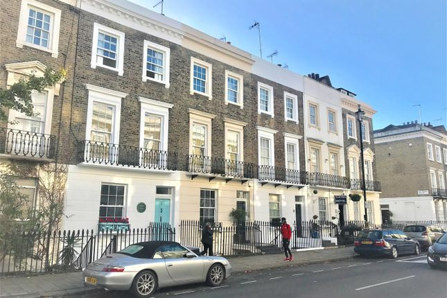 Thumbnail Terraced house for sale in Warwick Way, Westminster, London