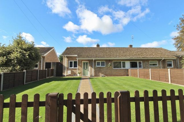 Thumbnail Semi-detached bungalow for sale in Gamlingay Road, Potton, Sandy