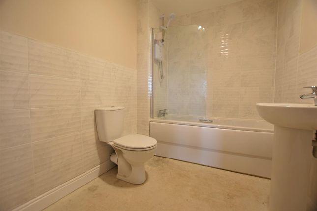 Bathroom of Southfield Parade, Maresfield Road, Barleythorpe LE15