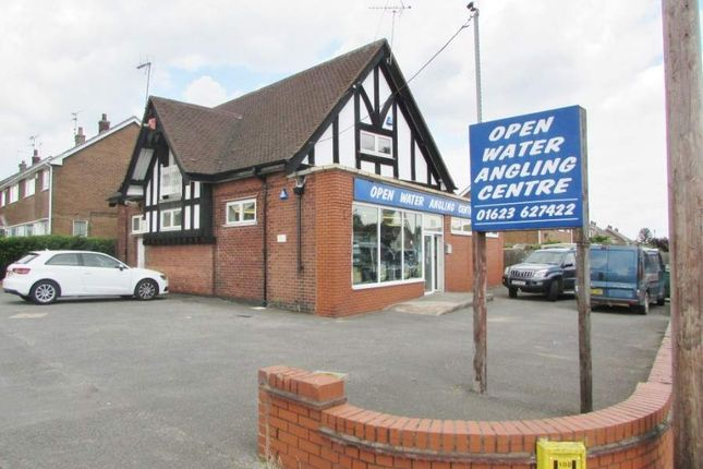 Retail premises for sale in 50 Mansfield Road, Mansfield