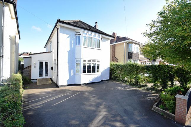 Thumbnail Detached house for sale in Charlecombe Court, Stoke Lane, Westbury-On-Trym, Bristol
