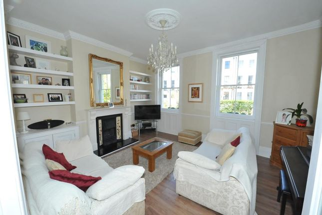 Thumbnail Town house for sale in Montpelier Crescent, Brighton