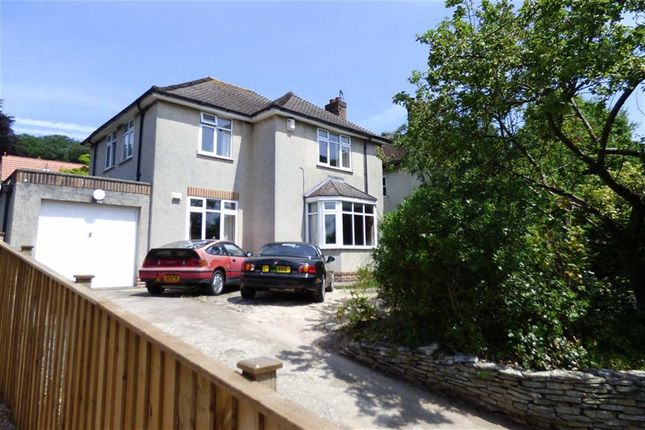 Thumbnail Detached house for sale in Weston Lodge, Bristol Road Lower, Weston-Super-Mare