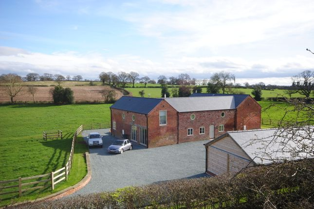 Thumbnail Barn conversion to rent in Edgeley Bank, Whitchurch, Shropshire