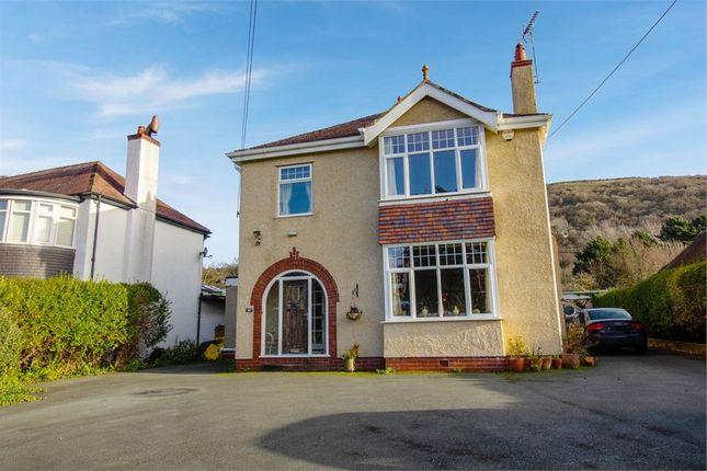 Thumbnail Detached house for sale in Meliden Road, Prestatyn, Denbighshire