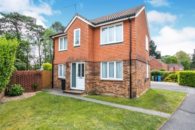 Thumbnail Link-detached house for sale in Creekmoor, Poole, Dorset