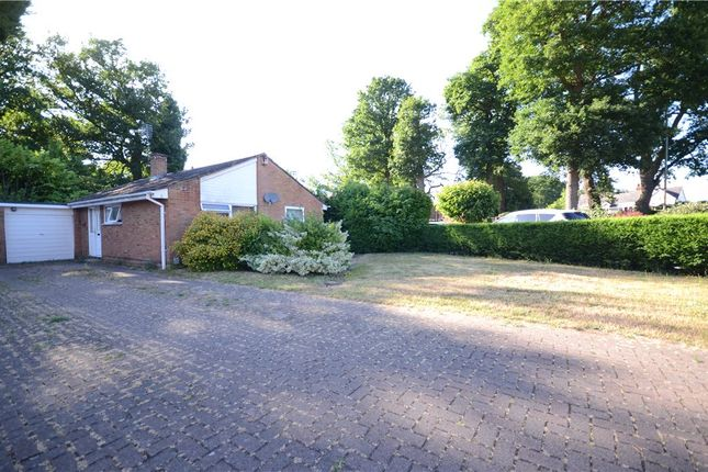 Thumbnail Detached bungalow for sale in Ambleside Close, Mytchett, Camberley