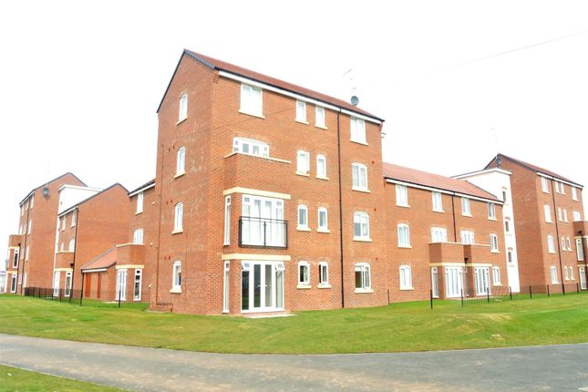 Thumbnail Flat to rent in Signals Drive, Coventry