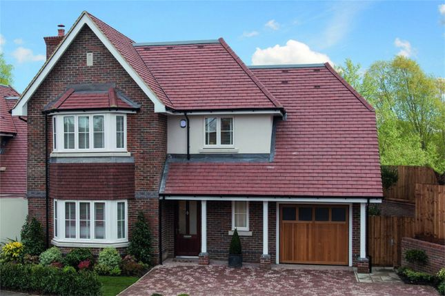 Thumbnail Detached house for sale in Maple Grove, Ridgemount Gardens, Enfield, Greater London