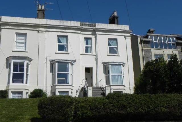 Thumbnail Flat to rent in Devon Terrace, Uplands, Swansea