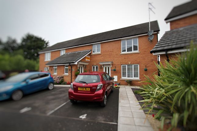 Thumbnail Flat for sale in Rhymney Way, Bassaleg, Newport