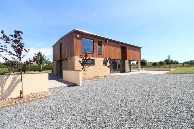 Thumbnail Detached house for sale in Honeypot Lane, Wattisfield, Diss