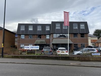 Thumbnail Office to let in Second Floor, 196 Boldmere Road, Boldmere, Sutton Coldfield, West Midlands
