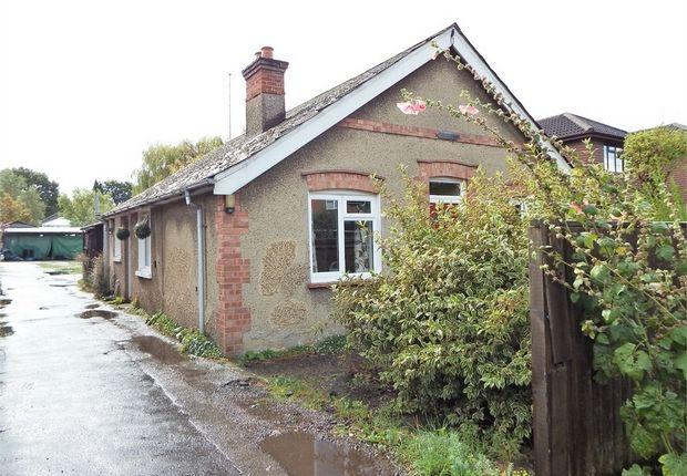 Thumbnail Detached bungalow for sale in Fleet Road, Farnborough, Hampshire