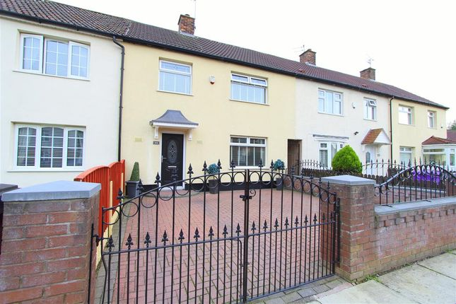 Terraced house for sale in Dumbrees Road, West Derby, Liverpool