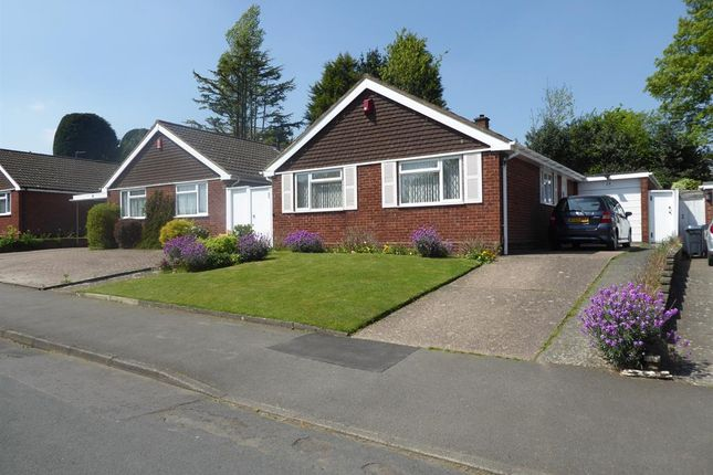 Thumbnail Bungalow for sale in Hunstanton Avenue, Harborne, Birmingham