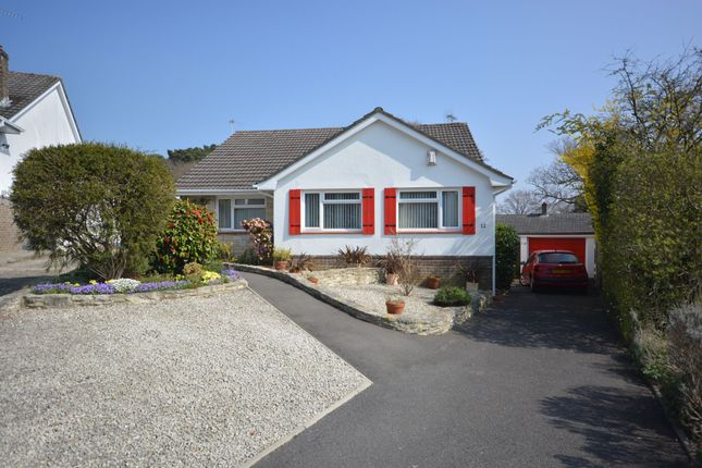 Thumbnail Detached bungalow for sale in Beech Close, Broadstone