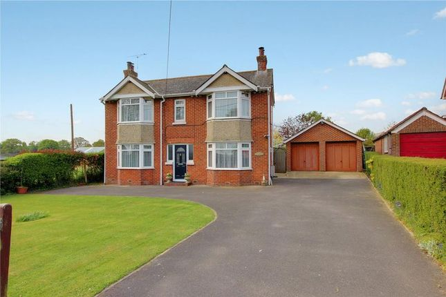 Thumbnail Detached house for sale in Ower, Nr Romsey, Hampshire