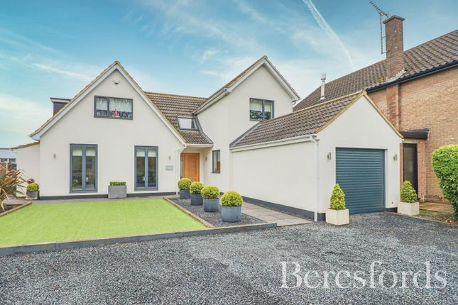 Thumbnail Detached house for sale in Tiptree Road, Great Braxted, Witham, Essex
