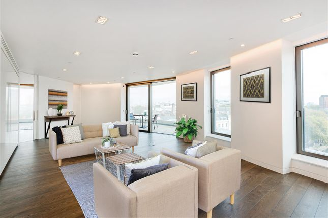 Thumbnail Flat to rent in Riverwalk House, 161 Millbank, London