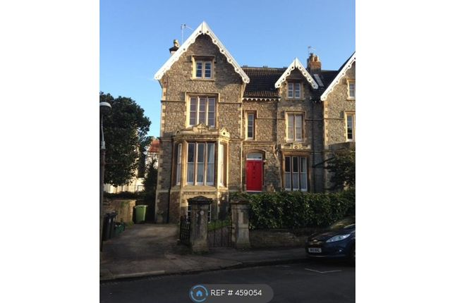 Thumbnail Flat to rent in Warwick Road, Redland, Bristol