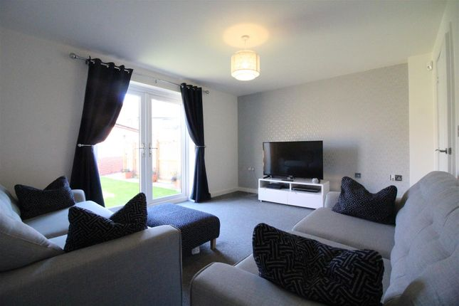 Living Room of Coppice View, Hull HU3