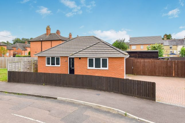 Thumbnail Detached bungalow for sale in Lindsell Crescent, Biggleswade