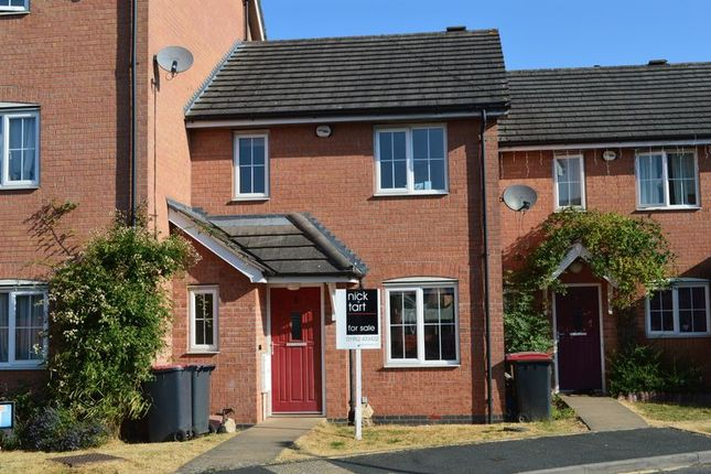 Thumbnail Terraced house for sale in Port Way, Madeley, Telford, Shropshire.